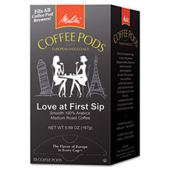 MLA 75415 Melitta One:One Coffee Pods MLA75415
