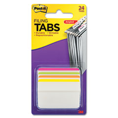 "MMM 686A1BB Post-it 2"" Angled Tabs MMM686A1BB"