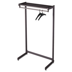 QRT 20214 Quartet Single-Sided, One-Shelf Rack QRT20214