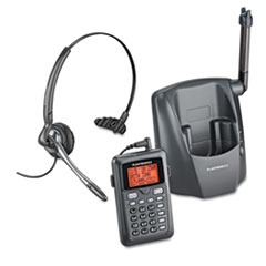 PLN CT14 Plantronics CT14 DECT 6.0 Cordless Headset Telephone PLNCT14