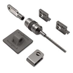 KMW 64615 Kensington Desktop and Peripherals Locking Kit KMW64615