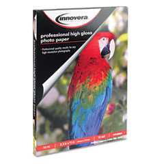 IVR 99550 Innovera High-Gloss Photo Paper IVR99550