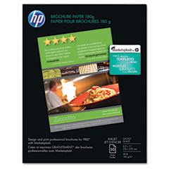 HEW C6817A HP Inkjet Brochure Paper HEWC6817A