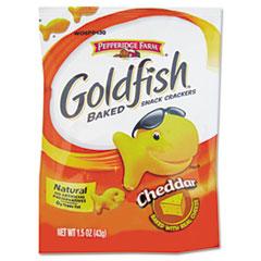 PPF 13539 Pepperidge Farm Goldfish Crackers PPF13539