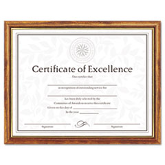 DAX N17981MT DAX Two-Tone Document/Diploma Frame DAXN17981MT