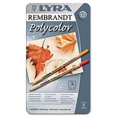DIX 2001120 LYRA Colored Woodcase Pencils DIX2001120