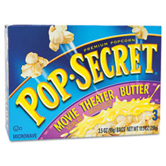 DFD 57690 Pop Secret Popcorn DFD57690