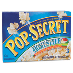 DFD 24680 Pop Secret Popcorn DFD24680