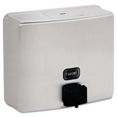 BOB 4112 Bobrick Contura Surface-Mounted Liquid Soap Dispenser BOB4112