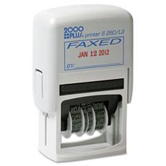 COS 065005 COSCO 2000PLUS Economy Self-Inking Dater COS065005