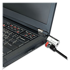 KMW 64637 Kensington ClickSafe Keyed Laptop Lock KMW64637