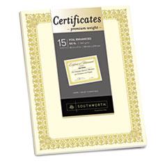 SOU CTP1V Southworth Premium Certificates SOUCTP1V