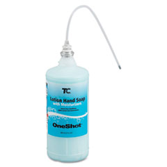 RCP 4013111 Rubbermaid Commercial TC OneShot Lotion Soap Refill RCP4013111
