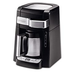 DLO DCF2210TTC DeLONGHI 10-Cup Frontal Access Coffee Maker DLODCF2210TTC
