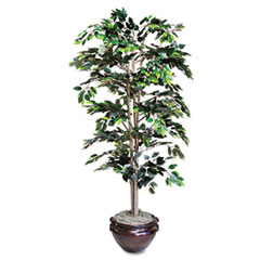 NUD T7781 NuDell Artificial Ficus Tree NUDT7781