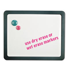 UNV 08165 Universal Deluxe Recycled Cubicle Dry Erase Board UNV08165