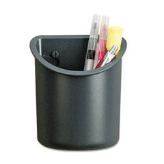 UNV 08193 Universal Deluxe Recycled Plastic Cubicle Pencil Cup UNV08193