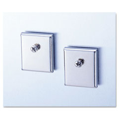 UNV 08172 Universal Deluxe Cubicle Accessory Mounting Magnets UNV08172