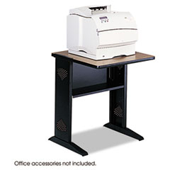 SAF 1934 Safco Fax/Printer Stand with Reversible Top SAF1934
