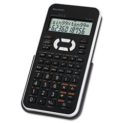 SHR EL531XBWH Sharp EL-531XBWH Scientific Calculator SHREL531XBWH