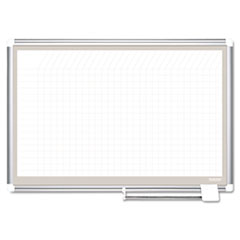 BVC CR0632830A MasterVision All Purpose Magnetic Dry Erase Planning Board BVCCR0632830A