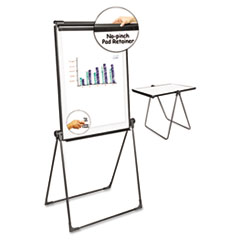 UNV 43030 Universal Foldable Double-Sided Dry Erase Easel UNV43030