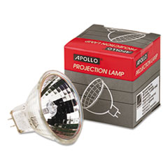 APO AFXL Apollo Projection & Microfilm Replacement Lamp APOAFXL