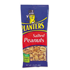 PTN 07708 Planters Salted Peanuts PTN07708