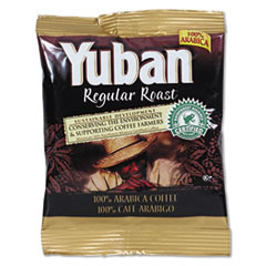 YUB 866550 Yuban Coffee Fraction Packs YUB866550