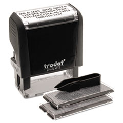 USS 5915 Trodat Do It Yourself Message Stamp USS5915