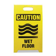SEE TPCWET See All Economy Floor Sign SEETPCWET