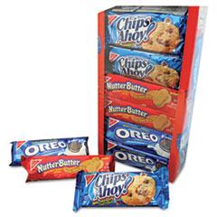 NFG 04738 Nabisco Variety Pack Cookies NFG04738