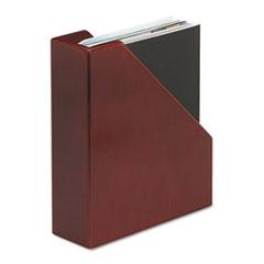 ROL 4079 Rolodex Wood Tones Magazine File ROL4079
