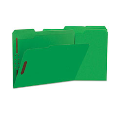 UNV 13522 Universal Deluxe Reinforced Top Tab Folders with Fasteners UNV13522