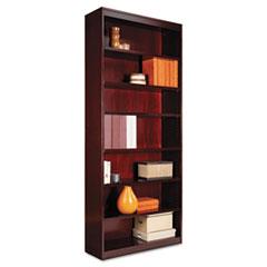 ALE BCS78436MY Alera Veneer Square Corner Bookcase ALEBCS78436MY