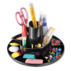 OIC 26250 Officemate Rotary Supply Organizer OIC26250