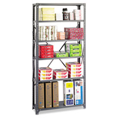 SAF 6268 Safco Mayline Heavy-Duty Commercial Steel Shelving Unit SAF6268