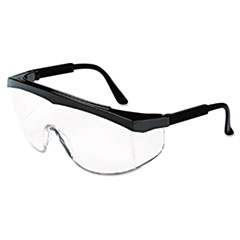 CRW SS110BX MCR Safety Stratos Safety Glasses CRWSS110BX