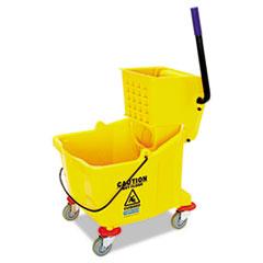 CFS 3690404 Flo-Pac Side-Press Bucket/Wringer Combo CFS3690404