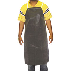 ANR AR100 Anchor Brand Hycar Bib Apron With Cloth Backing ANRAR100
