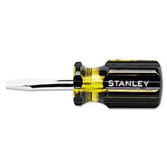 BOS 66161 Stanley Tools  100 Plus  Round Blade Standard Tip Screwdriver 66-161 BOS66161