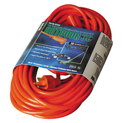 COC 02308 CCI Vinyl Outdoor Extension Cord COC02308