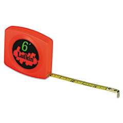 LUF W6110 Lufkin Pee Wee Pocket Measuring Tape W6110 LUFW6110