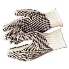 MPG 9660LM MCR Safety PVC Dot String Knit Gloves 9660LM MPG9660LM