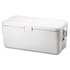 RUB FG198200TRWH Rubbermaid Marine Series Ice Chest FG198200TRWHT RUBFG198200TRWH