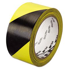 MMM 02120043181 3M Hazard Marking Vinyl Tape 766 021200-43181 MMM02120043181
