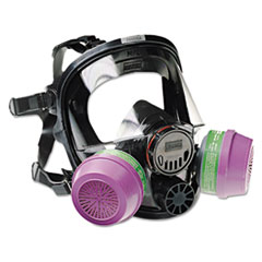 NSP 760008A North Safety 7600 Series Full-Facepiece Respirator Mask NSP760008A