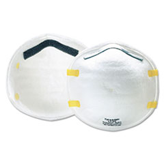 GSN 1730 Gerson Cup-Style Particulate Respirator, N95 GSN1730