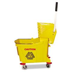 MNL 60353 Magnolia Brush Mop Bucket/Wringer Combo MNL60353