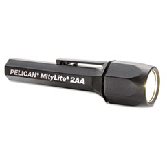 PLC 2300CBLACK Pelican  MityLite Flashlight 2300C-BLACK PLC2300CBLACK
